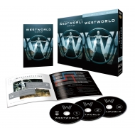 【初回限定生産】ウエストワールド<ファースト・シーズン>DVD コンプリート・ボックス(3枚組/ウエストワールド運営マニュアル付)