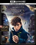 ファンタスティック・ビーストと魔法使いの旅 <4K ULTRA HD& ブルーレイセット>(2枚組)
