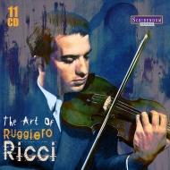 ルッジェーロ・リッチの芸術(11CD)