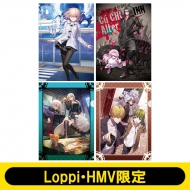 「Fate/Grand Order」クリアファイル 4枚1セット第2弾【Loppi・HMV限定】2回目