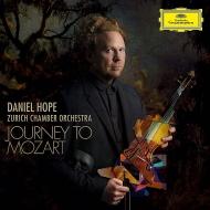 『ジャーニー・トゥ・モーツァルト』 ダニエル・ホープ、チューリッヒ室内管弦楽団