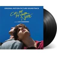 君の名前で僕を呼んで Call Me By Your Name オリジナルサウンドトラック (2枚組/180グラム重量盤レコード/Music On Vinyl)