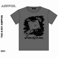 セガサターン イラストver Tシャツ サイズL