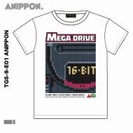 メガドライブ ドットver Tシャツ サイズL