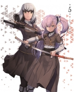 刀使ノ巫女 第5巻【Blu-ray】