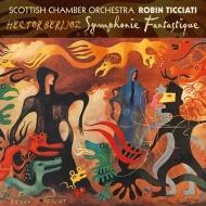 幻想交響曲、『ベアトリスとベネディクト』序曲 ロビン・ティチアーティ&スコットランド室内管弦楽団