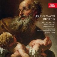 シンフォニア第52番、テ・デウム、オーボエ協奏曲、他 ロマン・ヴァーレク&チェコ・アンサンブル・バロック管弦楽団