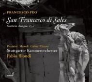 オラトリオ『サレスの聖フランチェスコ』 ファビオ・ビオンディ&シュトゥットガルト室内管弦楽団(2CD)