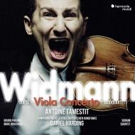 ヴィオラ協奏曲、狩の四重奏曲、他 アントワーヌ・タメスティ、ダニエル・ハーディング&バイエルン放送交響楽団、シグナム四重奏団、他