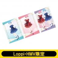 Re:ゼロから始まる異世界生活 / クリアファイルセット3枚1セット【Loppi・HMV限定】