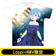 Re:ゼロから始まる異世界生活 / フルグラフィックTシャツ(レム)【Loppi・HMV限定】