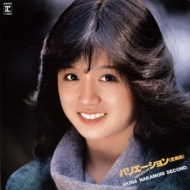 バリエーション〈変奏曲〉 AKINA NAKAMORI SECOND 【初回生産限定商品】(180グラム重量盤レコード)