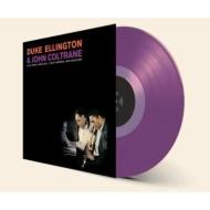 Duke Ellington & John Coltrane (カラーヴァイナル仕様/180グラム重量盤レコード/waxtime in color)