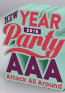 AAA NEW YEAR PARTY 2018 (Blu-ray)