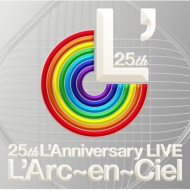 25th L'Anniversary LIVE (2CD)