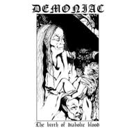 Birth Of Diabolic Blood (Limited To 666 Copies)