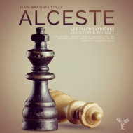 『アルセスト』全曲 クリストフ・ルセ&レ・タラン・リリク、ユディト・ファン・ヴァンロイ、他(2017 ステレオ)(2CD)