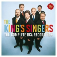 キングズ・シンガーズ/RCA録音全集(11CD)