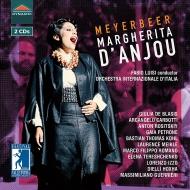 歌劇『アンジュのマルガリータ』全曲 ファビオ・ルイージ&イタリア国際管弦楽団、デ・ブラシス、ロシツキー、他(2017 ステレオ)(2CD)