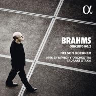 ピアノ協奏曲第2番 ネルソン・ゲルナー、尾高忠明&NHK交響楽団(2009年ライヴ)