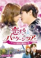 恋するパッケージツアー 〜パリから始まる最高の恋〜DVD-SET1 【128分特典映像DVD付】