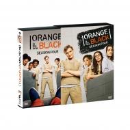 オレンジ・イズ・ニュー・ブラック シーズン4 DVD コンプリートBOX【初回生産限定】 6枚組