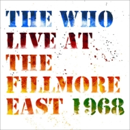 Live At The Fillmore East 1968 (SHM-CD 2枚組)