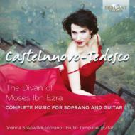 Comp.works For Soprano & Guitar: Klisowska(S)Tampalini(G)