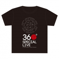 Tシャツ(XL)/ 360°SPECIAL LIVE at舞浜アンフィシアター