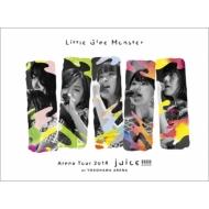 Little Glee Monster Arena Tour 2018 -juice !!!!! -at YOKOHAMA ARENA 【初回生産限定盤】(2Blu-ray)