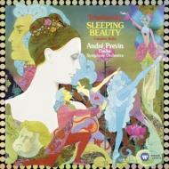 バレエ音楽「眠れる森の美女」(全曲):アンドレ・プレヴィン指揮&ロンドン交響楽団 (3枚組/180グラム重量盤レコード/Warner Classics)