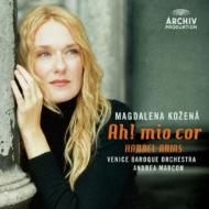 『ああ、我が心よ〜アリア集』 マグダレナ・コジェナー、アンドレア・マルコン&ヴェニス・バロック・オーケストラ
