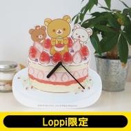 ダイカット置き時計【Loppi限定】