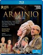 『アルミニオ』全曲 ツェンチッチ演出、ジョルジュ・ペトルー&アルモニア・アテネア、ツェンチッチ、スノーファー、他(日本語字幕付)