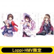 クリアファイルセット(B)/ 深崎暮人展 (2回目)【Loppi・HMV限定】