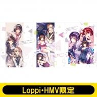クリアファイルセット(C)/ 深崎暮人展 (2回目)【Loppi・HMV限定】