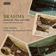 ヴァイオリン・ソナタ第1番、第2番、第3番 シルッカ=リーサ・カーキネン=ピルク、トゥイヤ・ハッキラ