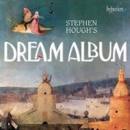 『スティーヴン・ハフの夢のアルバム〜自作を含むピアノ小品集』 スティーヴン・ハフ