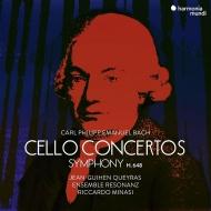 チェロ協奏曲集、交響曲ト長調 ジャン=ギアン・ケラス、リッカルド・ミナージ&アンサンブル・レゾナンツ