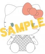 ユーリ!!! on ICE×サンリオ ぬいぐるみL ハローキティ