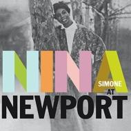 Nina At Newport (アナログレコード/Wax Love)