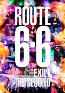 """EXILE THE SECOND LIVE TOUR 2017-2018 """"ROUTE 6・6"""" (Blu-ray)"""