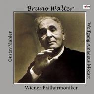 マーラー:大地の歌、モーツァルト:交響曲第40番 ブルーノ・ワルター&ウィーン・フィル、キャスリーン・フェリアー、ユリウス・パツァーク(1952年ライヴ)(2CD)