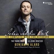 鍵盤楽器のための作品全集 第1集〜若き継承者 バンジャマン・アラール(オルガン、チェンバロ)(3CD)