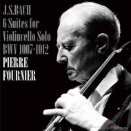 無伴奏チェロ組曲 BWV1007-1012(1972 東京):ピエール・フルニエ(チェロ)(3枚組アナログレコード/TOKYO FM)