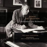 ピアノ協奏曲、他:セルゲイ・ラフマニノフ(ピアノ)、オーマンディ/ストコフスキー指揮&フィラデルフィア管弦楽団 (3枚組アナログレコード/Vinyl Passion Classical)