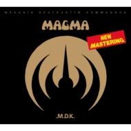 M.D.K.(Mekanik Destruktiw Kommandoh): 呪われし地球人たちへ -2017リマスター 【デジパック仕様】