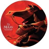 ムーラン Mulan サウンドトラック (ピクチャー仕様/アナログレコード/Walt Disney)