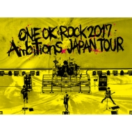 LIVE Blu,ray 「ONE OK ROCK 2017 \u201cAmbitions\u201d JAPAN TOUR」