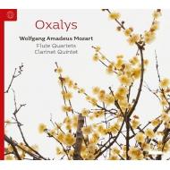 Clarinet Quintet, Flute Quartet, 1-4, : Oxalys